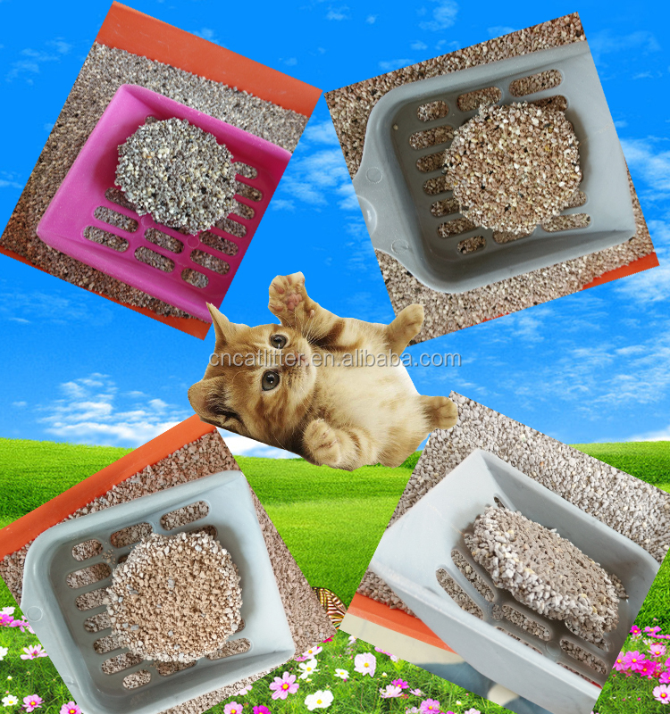 Bulk pet supplies best cat litter with strong adsorption