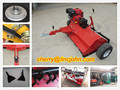 New Desigine towable ATV Flail Mower
