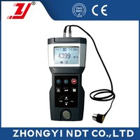 Dandong Good Manufacturer Industrial NDT UT Testing Ultrasonic Thickness Gauges