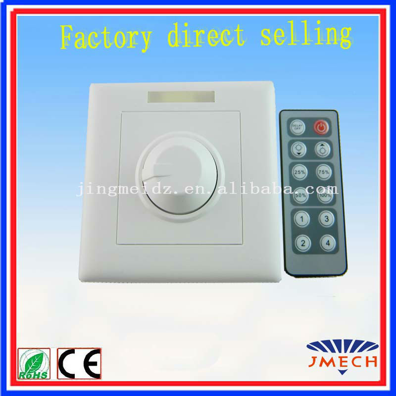 12V light dimmer timer/led dimmer controller