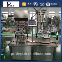 CE approval CE standard factory direct sale automatic bottle filling system