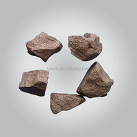 Silicon Barium Aluminum Calcium alloy lumps used for steelmaking