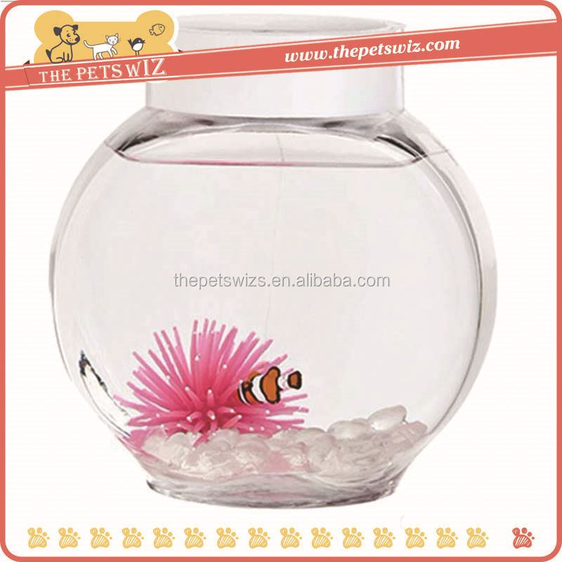 Aquarium for fish ,CC002 live marine aquarium fish , mini fish tank desktop