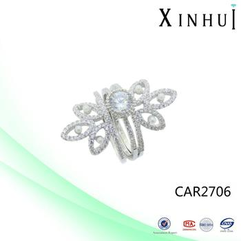 XINHUI Factory 2017 Hot Crown Ring wholesale