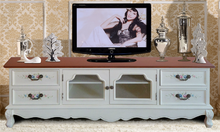 Wholesale Rustic Design Reclained Wood Led / Lcd Tv Mdf Tv Unit Furniture For Tv Hall