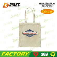 Factory Eco Cotton Packing Bag Graphic Design DK-FF030