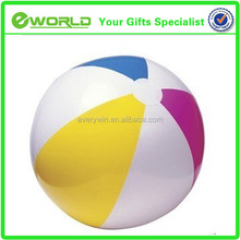 Promotional Logo Printing Beach Toy PVC Inflatable Beach Ball