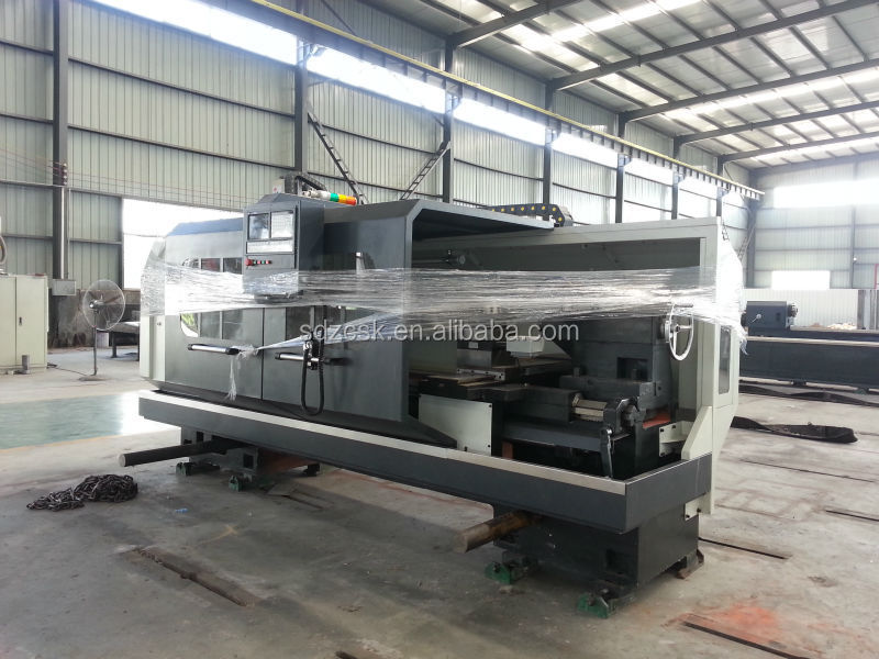 cnc turning lathe machine price and specification CK6163, CNC small lathe