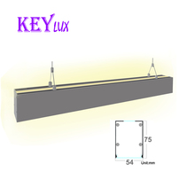 architectural lighting systems commercial LED linear light