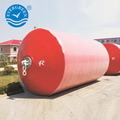 Marine boat foam fender for ship and dock