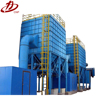 Industrial pulse jet microwave extraction system