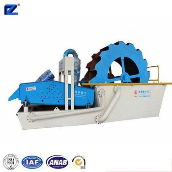 low price big capacity sand washer from lzzg