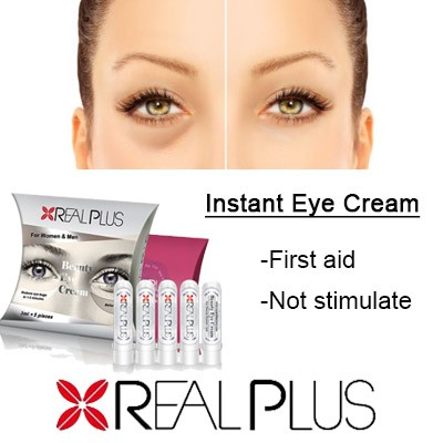 Private label magnesium mineral eye cream 2 minutes results instantly eye bag removal