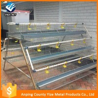 galvanized and PVC Coated animal farm equipment