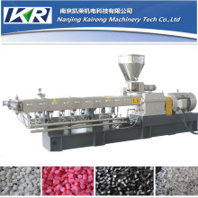 Plastic Lab Laboratory Twin Screw Extruder/EVA Hot Melt Adhesive Glue Granules Making Machine
