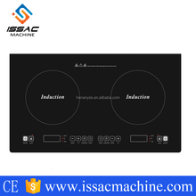 IS-ID7302GB Touch sensor 2-heads induction cooker hot pot stove