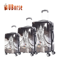 ABS PC Travel Trolley Luggage Cheap