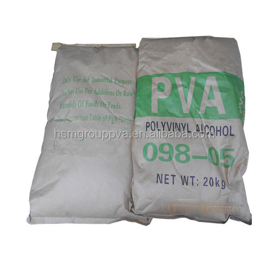 pva <strong>resin</strong> for textile industry and cas no 9002-89-5