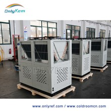 Compressor condensing units for cold storage