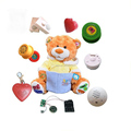 Programmable plush lion speaker for sale