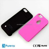 Popular Power Charger Case 2200mAh For iPhone 5 5s 5c On Alibaba Express