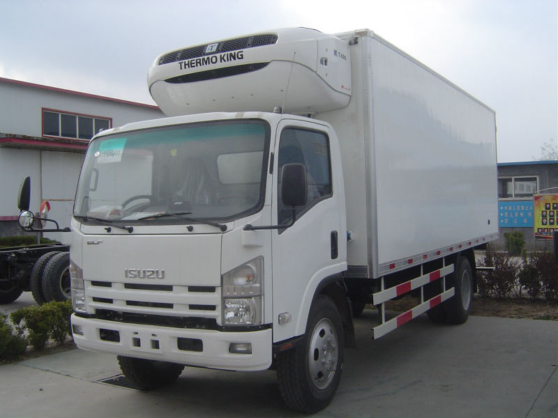 REFRIGERATED/FROZEN /FOOD TRANSPORT TRUCK