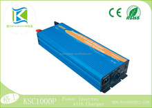 1000VA power inverter with charger 12v DC to 220v AC for electrical machine