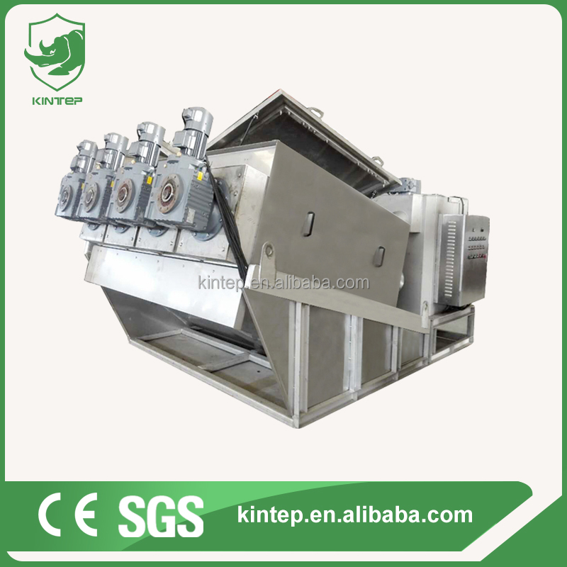 poultry farm dewatering wastewater treatment equipment sludge