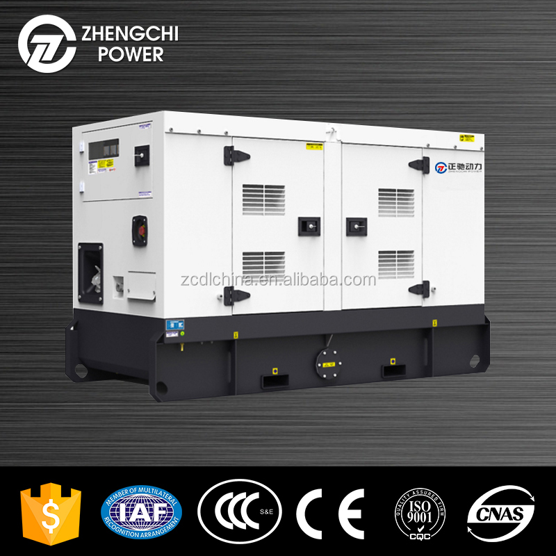 400KW / 500KVA or Light weight Factory Use 3 phase generator 30kva