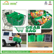 High Capacity Foldable Shopping Cart Trolley Bag For Shopping