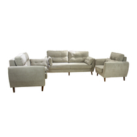 Home Furniture Living Room Three Seaters
