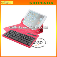 Best selling 7inch 8inch universa bluetooth keyboard case for android tablet pc factory price