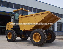 Latest Exporting 7T Cheap Front Loading Dump Trucks For Sale with factory price