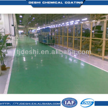 Hot selling anti slip epoxy floor paint
