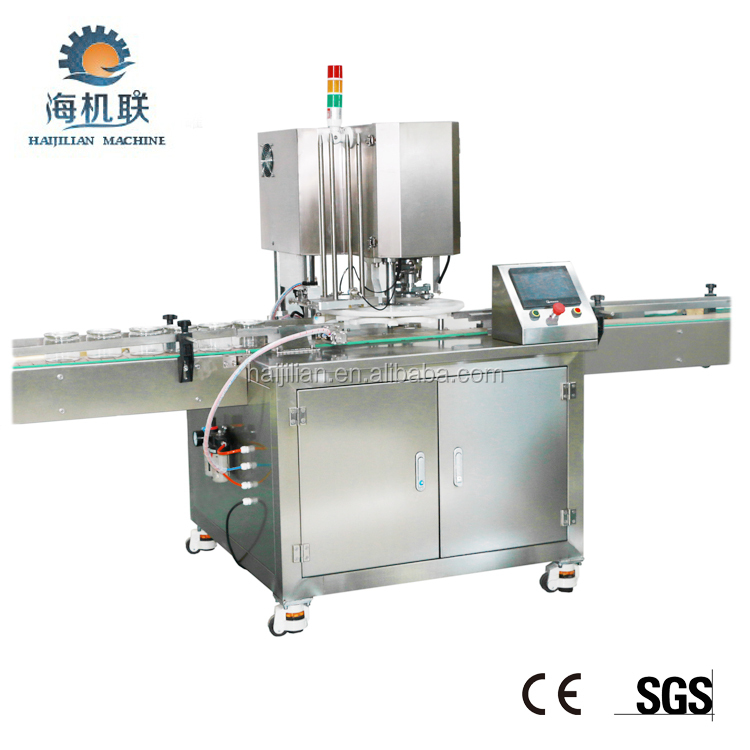 automatic tin can machine can seaming machine food vacuum sealer