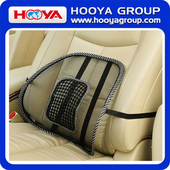 AT4398 Car Seat Back Support Cushion Lumbar Support