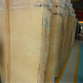 Bamboo screen slabs