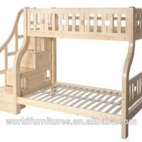 Bunk Bed With Storage And Ladder