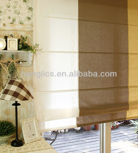 Hot Sell High Quality Durable Roman Blinds