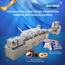 Hot sale Full Automatic amazing quality biscuit making machine price