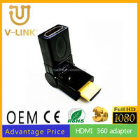 360 degree adapter hdmi to scart hdmi bluetooth adapter for DVD