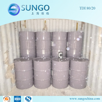 Foam Making Chemical Polyol TDI 80/20 Toluene Diisocyanate Manufacturers