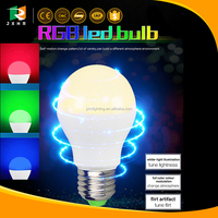 Intelligent touch remote controller unique colour temperature changed dimmable 9w adjustable led bulb wifi