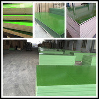 green marine plywood,feixian fengxiang pvc sheets,15mm plastic formwork