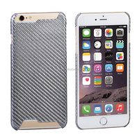 Genuine Carbon Aramid Hybrid Material Phone Case For Iphone 6S/6s plus