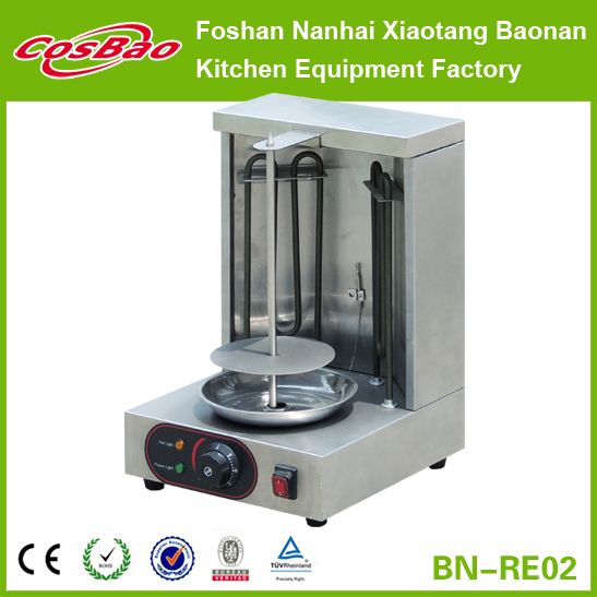 Catering Equipment Commercial Stainless Steel Electric Shawarma Machine For Sale BN-RE02