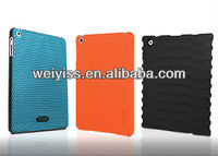 360 degress rotating PU leather case for Ipad mini with high quality