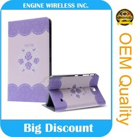 fashion flip smart cover case for samsung galaxy tab 2 10.1