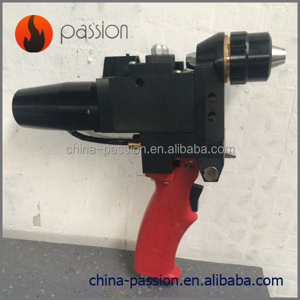 PS-QTB-3 auto rod flame spray gun for ceramic rod electric spray torch thermal spray machine
