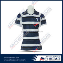 2015 wholesale outdoor sport jesery woman rugby league shirt